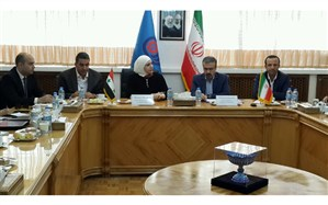 همکاری سازمان آموزش فنی و حرفه ای ایران و سوریه