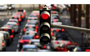 ترافیک سنگین در برخی نقاط تهران + اسامی خیابانها