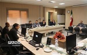 اولین جلسه شورای حمل و نقل استان خراسان شمالی در سال 98