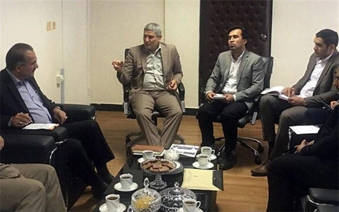 نشست مشترک فدراسیون ورزشهای زورخانهای با معاون وزیر آموزش و پرورش
