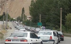 محدودیت های ترافیکی در محورهای مواصلاتی البرز