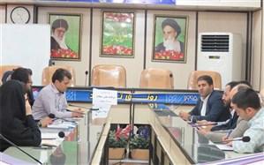 مدیرآموزش وپرورش شهرستان شهریار:شهاب مهمترین برنامه منطبق بر رسالت آموزش وپرورش است