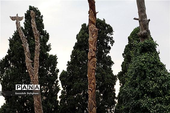 باغ جهان نما، بهشت کوچک زمینی شهر شیراز