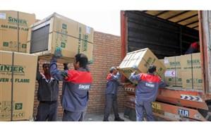آغاز توزیع ۱۰ هزار بسته لوازم خانگی «مهرانه» در میان سیلزدگان کشور