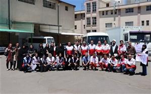 کاروان سلامت جمعیت هلال احمر استان زنجان در لرستان خدماتی به ارزش 6 میلیارد و 611 میلیون و 550 هزار ریال ارائه داد
