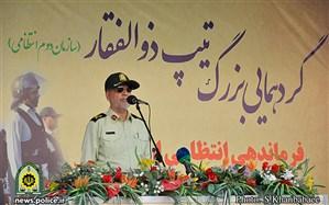 نیروی انتظامی در خط مقدم مبارزه با ناهنجاری هاست