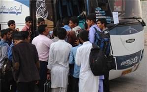 معاون پرورشی و فرهنگی سیستان و بلوچستان: دانش آموزان مسموم شده اردوی شب گذشته با سلامتی کامل مرخص شده اند