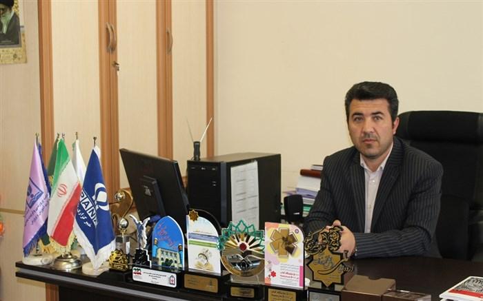 معاون پرورشی و فرهنگی آموزش و پرورش اردبیل