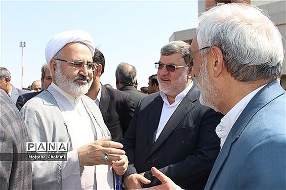 ورود اعضای کمیسیون آموزش و تحقیقات مجلس به استان و دیدار با مسئولان خراسان جنوبی