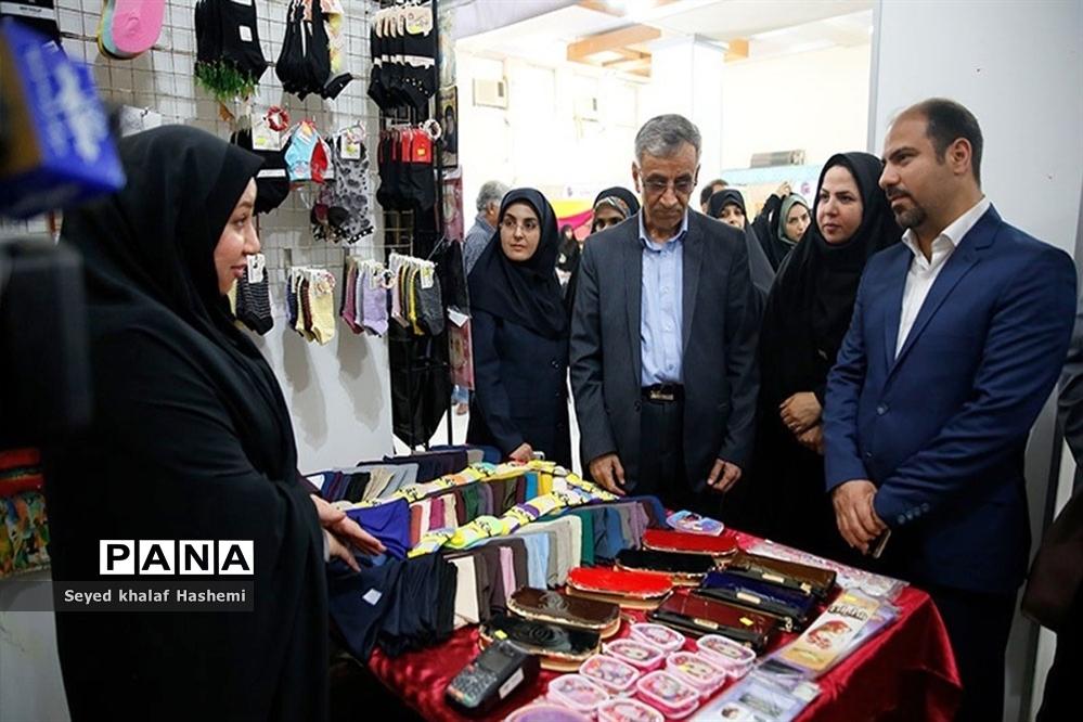 افتتاح نمایشگاه عفاف و حجاب در بوشهر