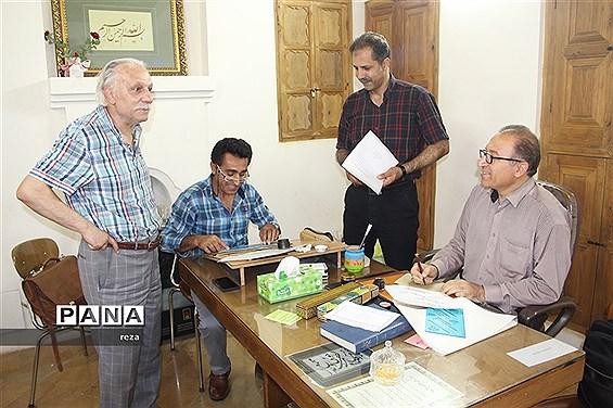 برگزاری اولین دوره آزمون فوق ممتاز خوشنویسی در شهرکرد