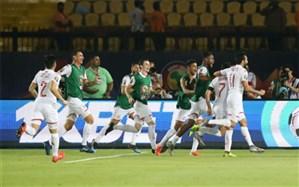 جام ملتهای آفریقا؛  تونس بدون دردسر به نیمه نهایی رسید