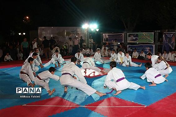 اردوی تیم ملی کاتا جمهوری اسلامی ایران در قم برگزار می شود
