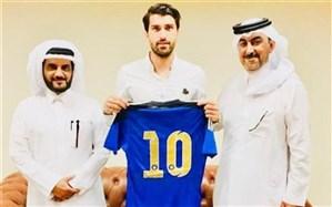 کریم انصاریفرد راهی لیگ ستارگان قطر شد