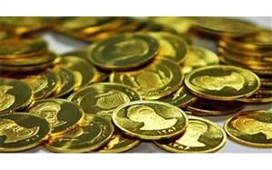 کاهش ۸ درصدی قیمت سکه تمام در یک ماه گذشته