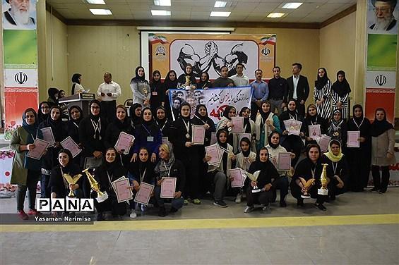 مسابقات مچاندازی قهرمانی باشگاههای استان خوزستان درشهرستان امیدیه