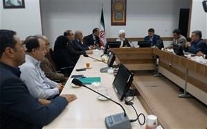 مدیرکل و عوامل اجرایی مسابقات قرآن، عترت و نماز دانش آموزان کشور با امام جمعه زنجان دیدار کردند
