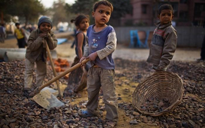 جمع آوری کودکان کار