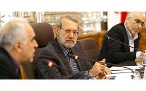لاریجانی: آدرس دقیقی از دلال ها برای اخذ مالیات وجود ندارد