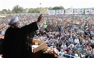 روحانی: ادعای کسی که دولت و نظام را ناکارآمد میداند ناروا است
