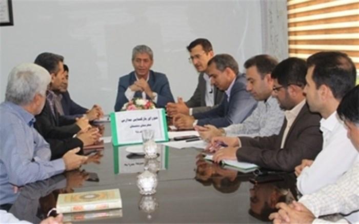 شورای بازگشای مدارس شهرستان دشستان تشکیل شد