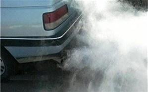 برخورد جدی پلیس راهور با خودروهای دودزا و آلاینده