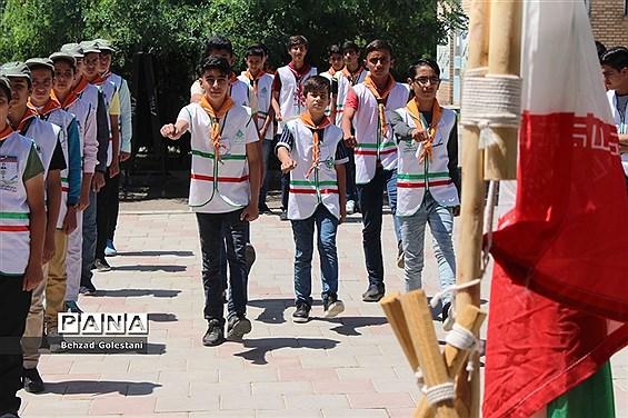 جشنواره استانی مهارتهای تشکیلاتی سازمان دانشآموزی آذربایجان غربی در ارومیه