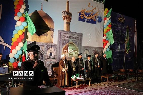 اختتامیه جشنواره زیرسایه خورشید در آذربایجان غربی
