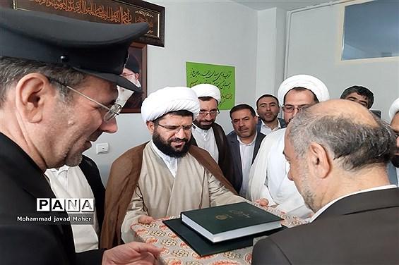 افتتاح دفتر نمایندگی آستان قدس رضوی در شهرقدس