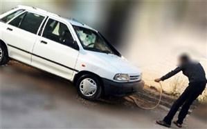 شستشوی خودرو با آب شرب، ۸۰۰ هزار تومان!