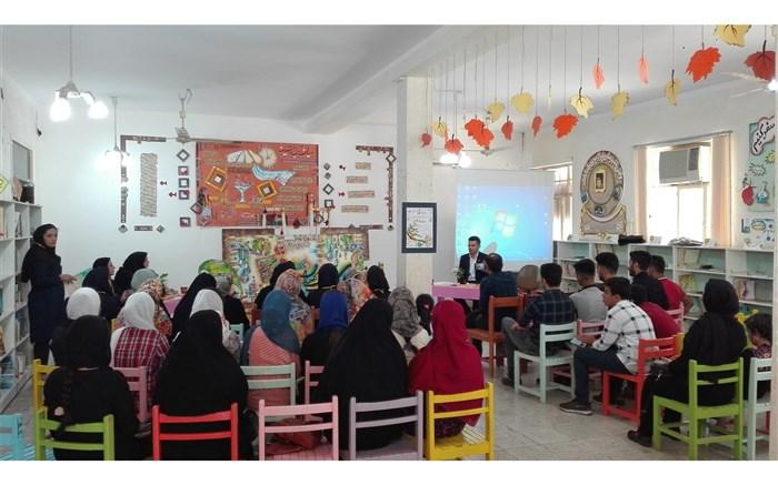 اولین انجمن هنرهای تجسمی نوجوانان خوزستانی در شهرستان بهبهان افتتاح شد