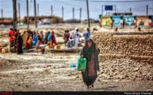 تشدید گرما و نیاز روستاییان خراسان جنوبی به آب
