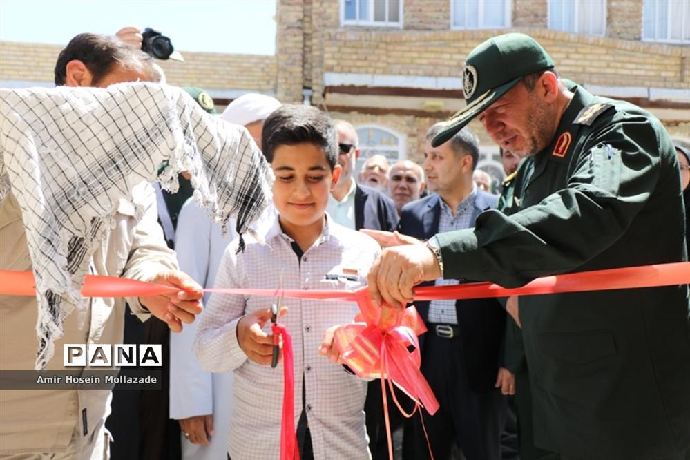 افتتاح پروژه های محرومیت زدایی در ارومیه