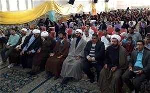 برگزاری مراسم  افتتاح طرح نشاط معنوی و اختتامیه مسابقات قرآن در آستان مقدس امامزاده عبدالله(ع) شهرری