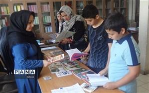 برگزاری نمایشگاه دائمی کتاب در دبستان پسرانه صنایع هواپیمایی