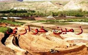 دستگیری زمین خواران اراضی ملی در شهرستان مرودشت
