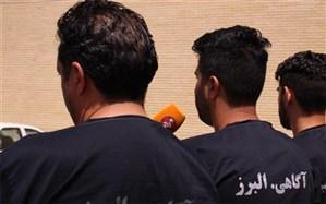 موبایل قاپان حرفه ای در کرج دستگیر شدند