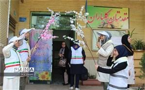 اردوی استانی پیشتازان دختر اصفهان برگزار شد