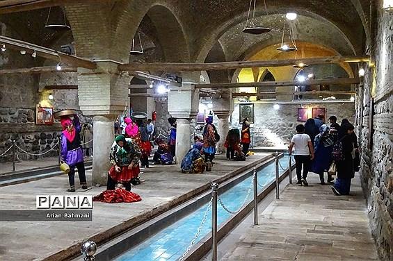 بنای تاریخی رختشویخانه زنجان