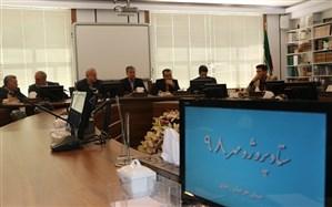 دومین جلسه ستاد پروژه مهر 98 آموزش و پرورش خراسان رضوی