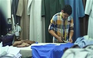 تولید لباس روحانیون برایم مقدس و درآمد آن با برکت است