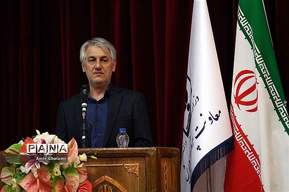 دومین روز دوره آموزشی توجیهی طرح ملی نماد در اردوگاه شهید باهنر تهران