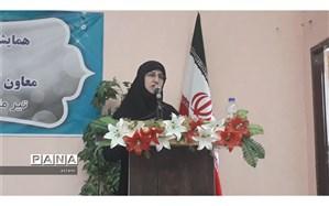 برگزاری همایش استانی برنامه تدبیر با حضور معاون ابتدایی وزارت آموزش و پرورش
