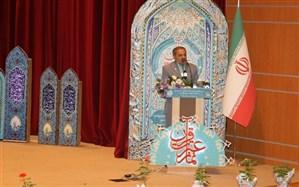 کاظمی: با تکیه آموزههای قرآنی میتوانیم  در در دنیای پر از آسیبهای اجتماعی امروز سالم بمانیم
