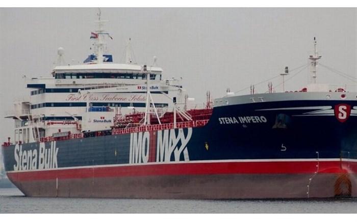 سازمان بنادر: گزارش هایی مبنی بر حادثه آفرینی نفتکش انگلیسی دریافت کردیم