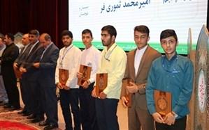 کسب 9 رتبه برتر توسط دانش آموزان پسر خراسان رضوی دربخش پژوهشی مسابقات قرآن، عترت و نماز دانش آموزان کشور