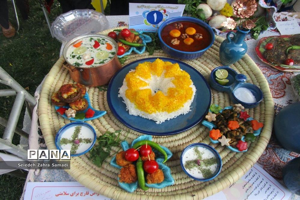 اولین جشنواره آشپزی با قارچ به میزبانی شهرستان ملارد