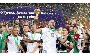 جام ملتهای آفریقا؛ جام قهرمانی روی دست الجزایریها رفت