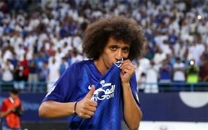 گرانترین بازیکن فوتبال آسیا از الهلال جدا شد
