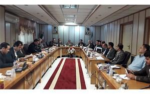 برگزاری جلسه هماهنگی کمیته های ۱۹ گانه مسابقات ورزشی دانش آموزان سراسر کشور به میزبانی اردبیل